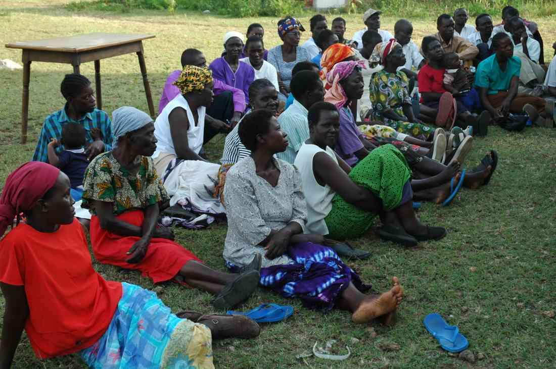 Nyaoga Women