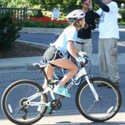 Bike Classic 2015 Claire biking