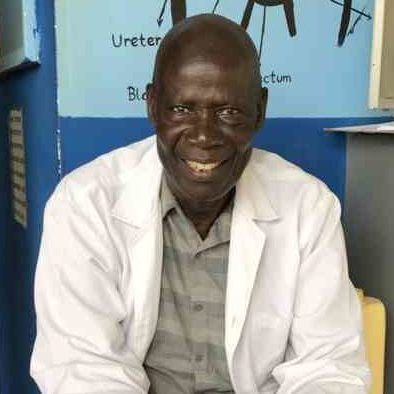 Amos Odongtho