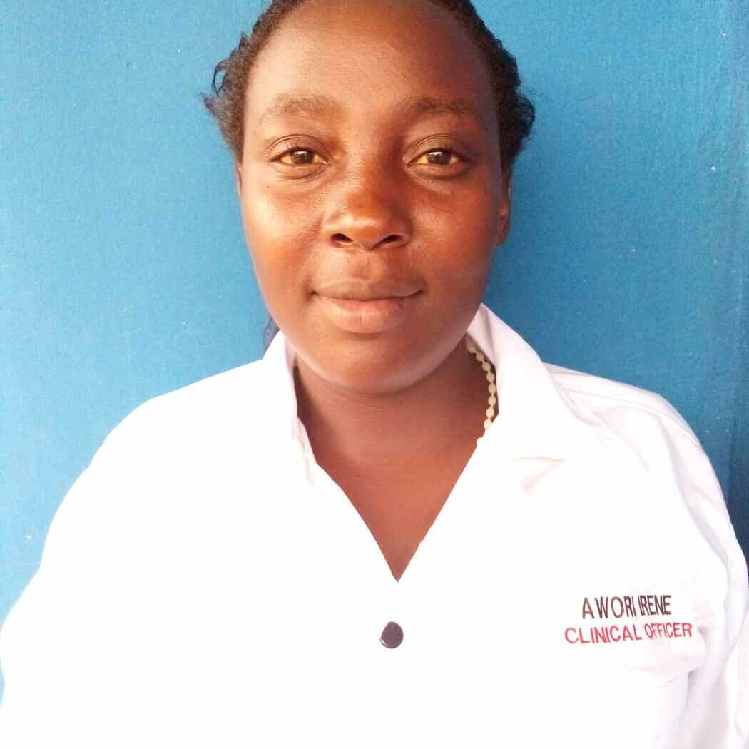 Irene Awori - Clinical Officer